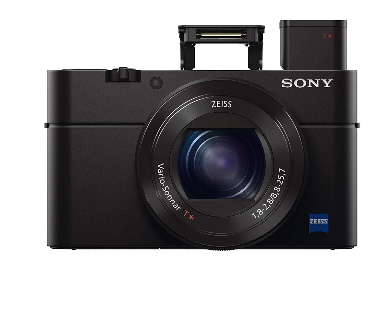 Sony DSC-RX100 III (Mk3) mit Original SONY Tasche  Düsseldorfer Fototage [FOTO KOCH]