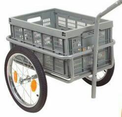 Fahrrad Lastenanhänger [Thomas Philipps]
