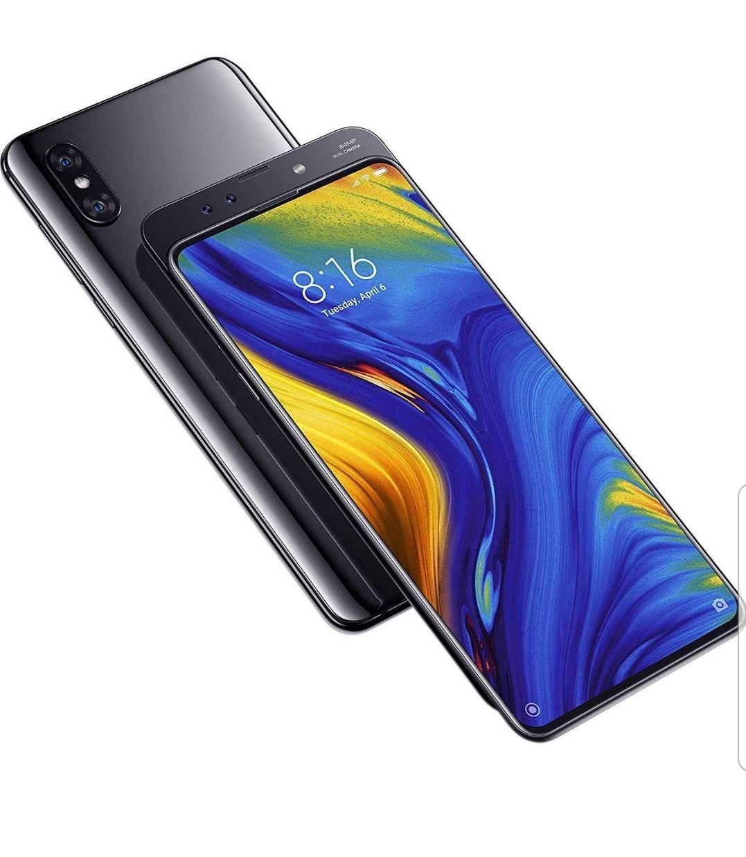 Xiaomi Mi Mix 3 128Gb Onyx Black bei eBay durch Gutschein