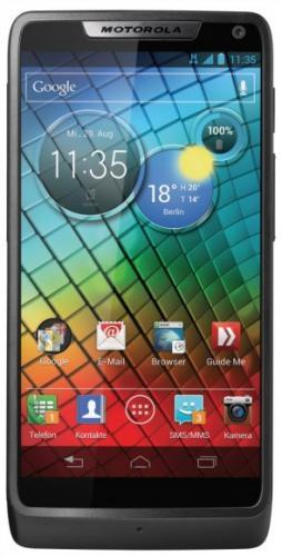 Motorola RAZR i + MoWoTel Easy Start Classic (Vodafone-Netz) für 351,75 € (Sparhandy)