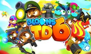 [GRATIS] Bloons Tower Defense 6 [Android] & [iOS]