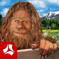 Free iOS & Android Spiel: Bigfoot Quest - Suche nach Bigfoot (4,1* & 4,5*), Adventure auf Deutsch [iTunes] &  [Google Play Store]