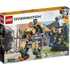 LEGO 75974 Overwatch Bastion (602 Teile) Auch andere Sets (75973 + 75975)