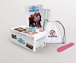 Eine schrecklich nette Familie - Die komplette Serie Limited Shoebox Edition (DVD) für 33,99€ (Bücher.de Masterpass)