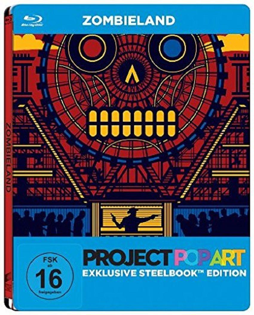 Zombieland Limited Edition Gallery Steelbook (Blu-ray) für 6,99€ (Media Markt)
