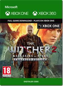 The Witcher 2: Assassins of Kings Enhanced Edition (Xbox One/Xbox 360) für 4,49€ (Xbox Store)
