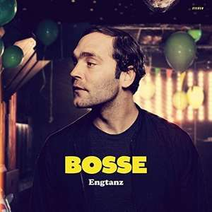 Bosse - Engtanz (Limited Deluxe Edition mit 2 CDs + AutoRip) [Amazon Prime]