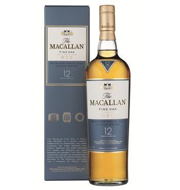 MACALLAN Whisky 12 Jahre und weitere