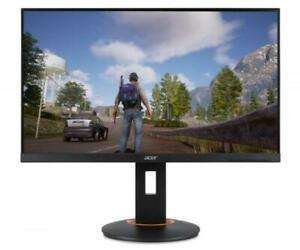"Acer XF270HUC  - 27"" WQHD TN Monitor (350cd/m², 1ms, 8bit, 100% sRGB, 144Hz, AMD FreeSync, LFC; VESA, ergonomisch, Lautsprecher)"