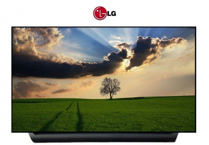 LG OLED65C8 LLA (Flat, UHD 4K, SMART TV, webOS)
