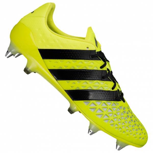 adidas ACE 16.1 SG AQ6367 Herren Fußballschuhe inkl. Ersatzstollen, Stollenschlüssel und Schuhbeutel