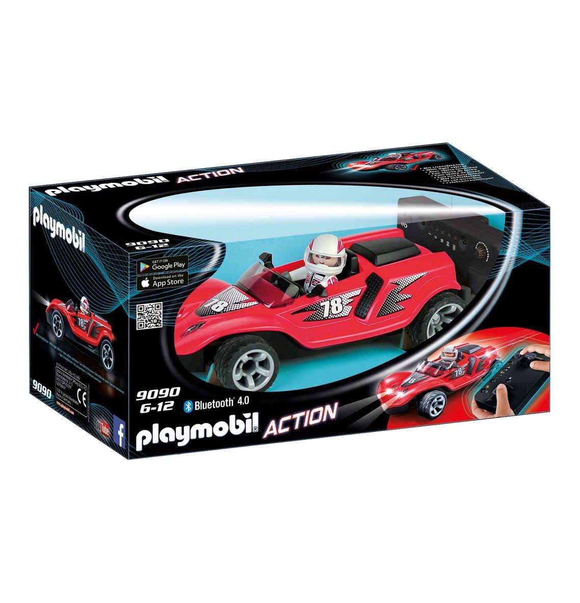 Playmobil Rocket Racer 9090  Ferngesteuertes Rennauto Auto 6-12 Jahre
