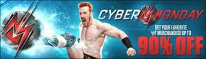 Cyber Monday im WWE Shop