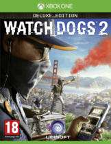 Watch Dogs 2 Deluxe Edition (Xbox One) für 11,25€ (Game UK)