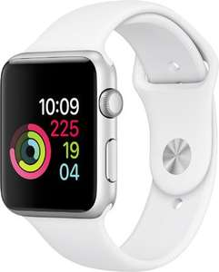 Apple Watch Series 1 (42mm) silber/weiß