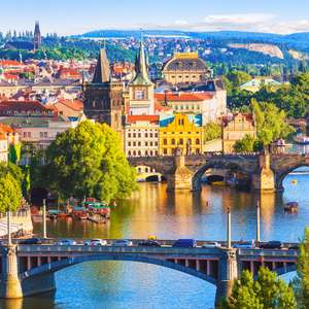 Prag: 1 Nacht im Doppelzimmer im 4 Sterne Hotel Design Merrion inkl. Frühstück ab nur 58€