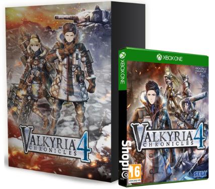 Valkyria Chronicles 4 Memoirs from Battle - Premium Edition (Xbox One) für 47,05€ (Shopto)