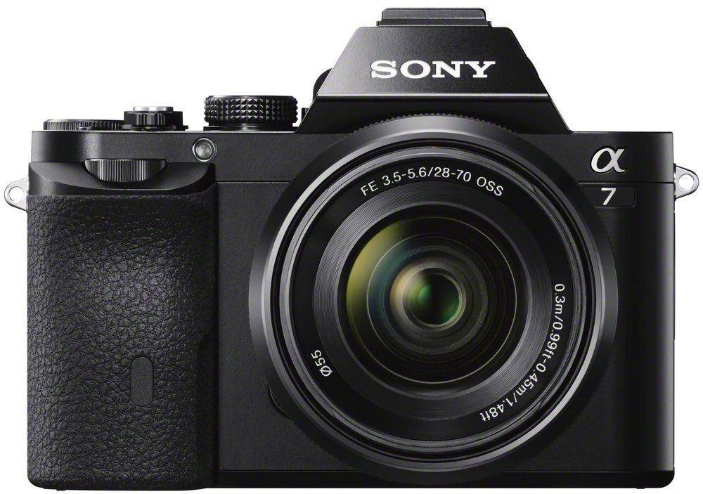 Sony Alpha 7 Kit 28-70
