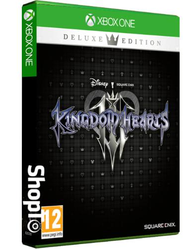 Kingdom Hearts 3 Deluxe Edition (Xbox One) für 33,90€  (Shopto)