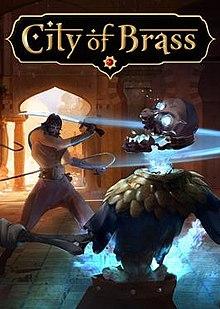 """""""City of Brass"""" kostenlos im Epic Store ab dem 30.05."""