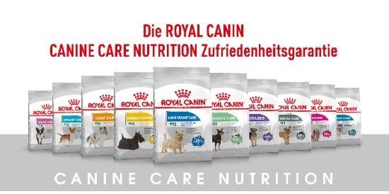 Royal Canin Hundefutter - CANINE CARE NUTRITION (CCN) Gratis Testen GZG