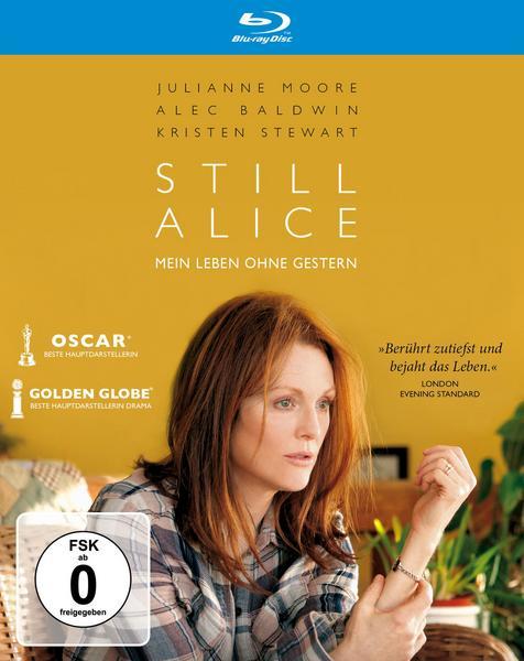 Still Alice - Mein Leben ohne gestern - Limited Edition Mediabook (Blu-ray) für 3,09€ inkl. Versand  (Thalia Club)