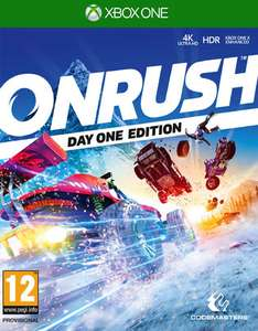 Onrush Day One Edition (Xbox One) für 5,50€ (ShopTo)