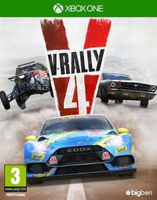 V-Rally 4 (Xbox One) für 14,60€ (ShopTo)