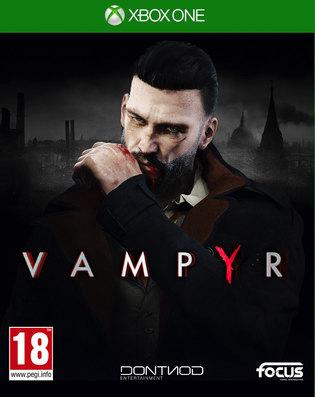Vampyr (Xbox One) für 11,17€ (ShopTo)