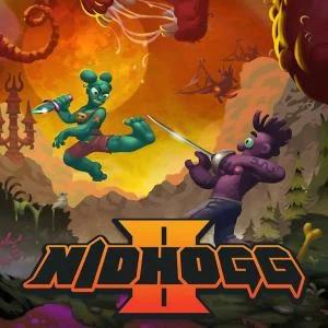 Nidhogg 2 (Steam) kostenlos zocken Steam Free Weekend bis zum 25. Mai.