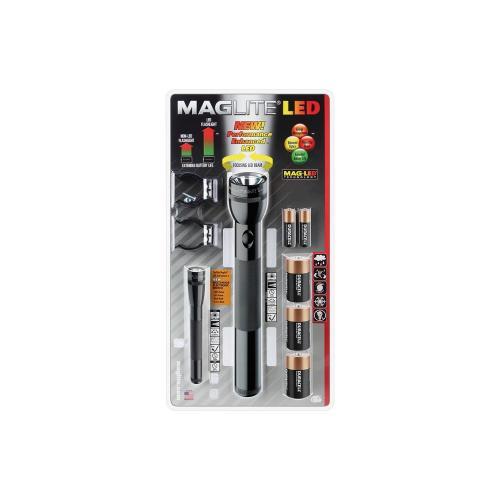 MAG-LITE® LED SPAR-SET 3D-CELL + MINI inkl. Versand!