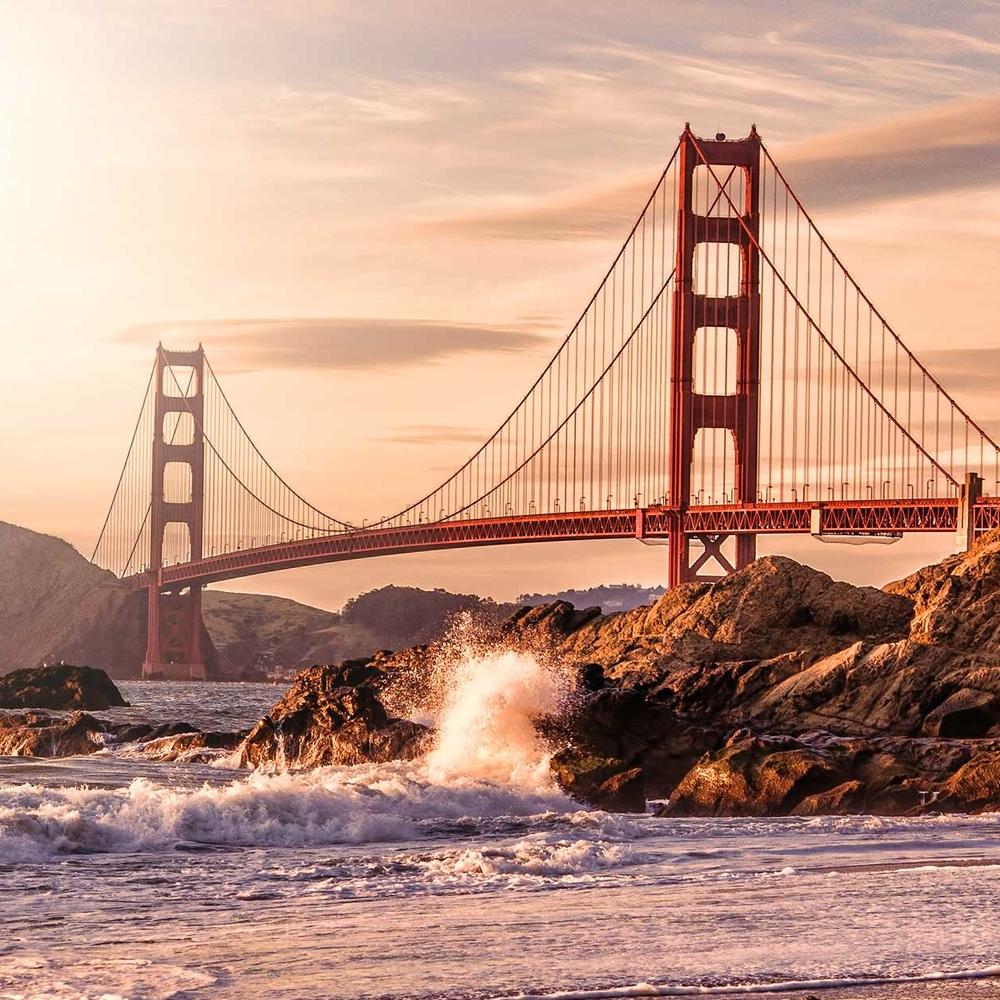 Flüge USA im Sommer (San Francisco und Chicago) von Frankfurt (Juni) hin und zurück ab 274€