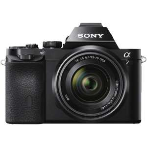 Sony Alpha 7 Kit
