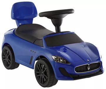Rutschfahrzeug Maserati Gran-cabrio Blau lizenziert