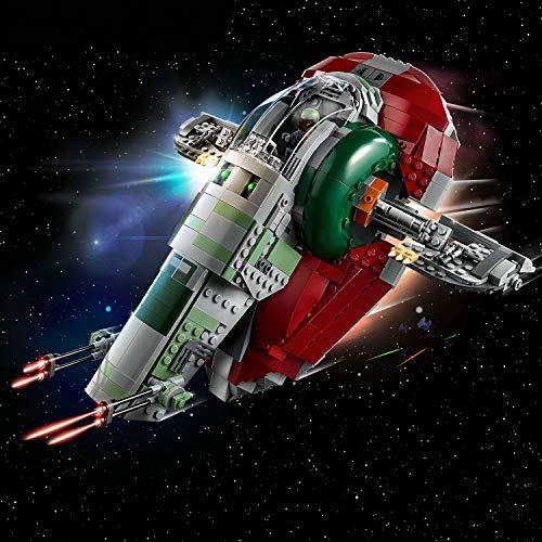 LEGO Star Wars 75243 - Slave I, 20 Jahre LEGO Star Wars