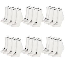 HEAD Socken 18er Pack - Sneaker oder Quarter Sportsocken