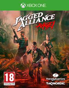 Jagged Alliance: Rage! (Xbox One & PS4) für je 13,43€ (ShopTo)