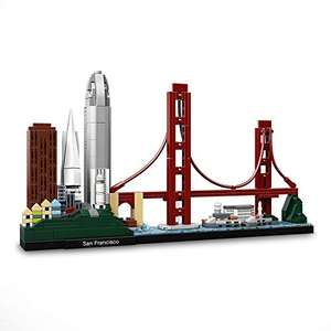 (Amazon)  LEGO Architecture 21043 - San Fransisco