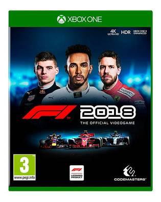 F1 2018 (Xbox One) für 14,85€ (ShopTo)