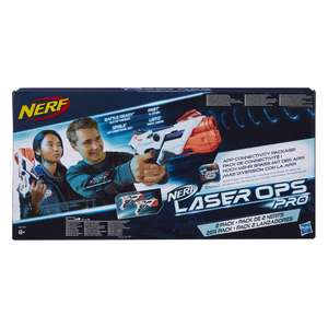 [Amazon.co.uk WHD] Nerf Laser Ops Pro Alpha Point 2er Pack im Zustand wie neu für 21,35 €