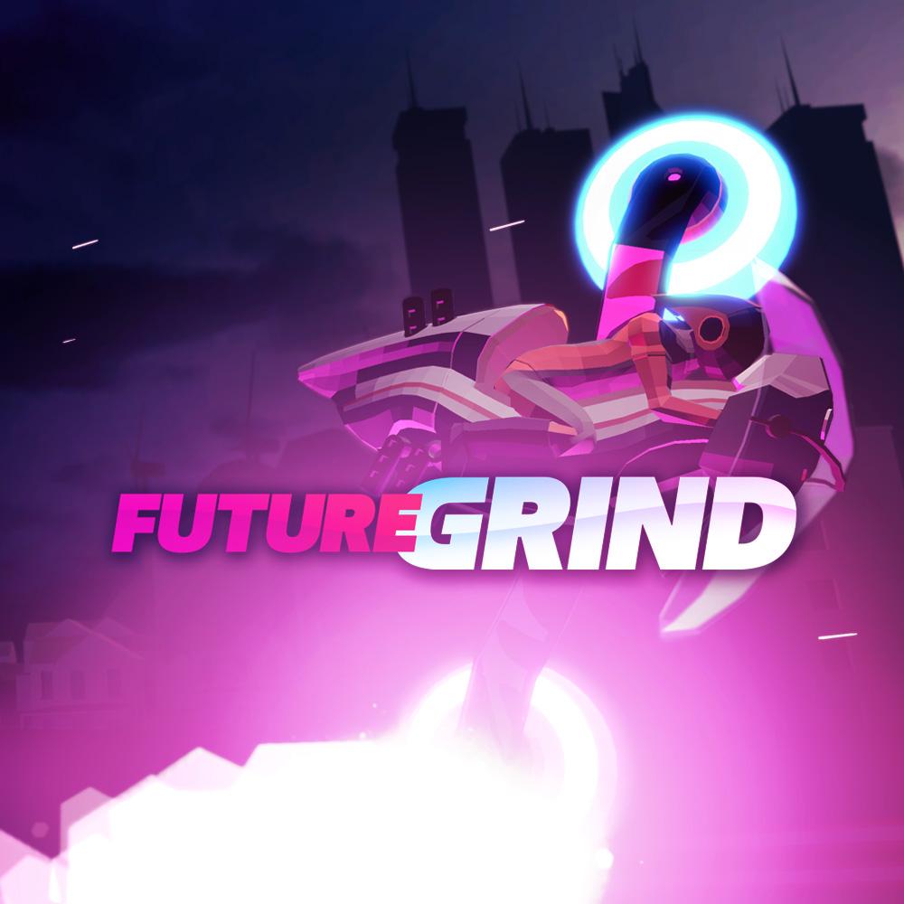 FutureGrind (Switch) für 1,69€ oder für 1,39€ Südafrika (eShop)