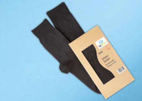 ANTI C&A, KIK & Co - 6 Paar schwarze Socken -Biobaumwolle, bioRE zertifiziert, Fair Alliance