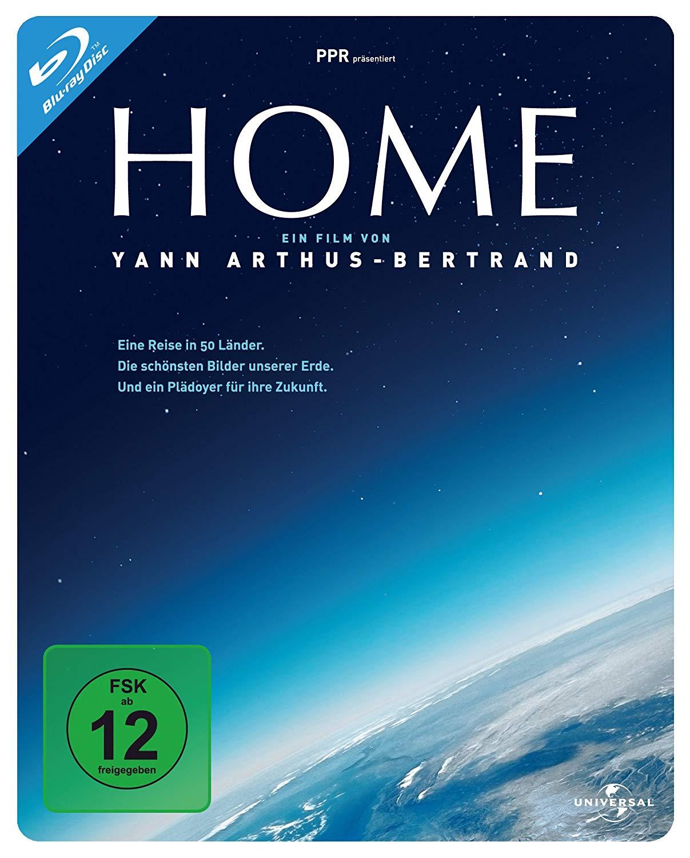 Home Steelbook Edition (Blu-ray) für 5,99€ (Saturn)