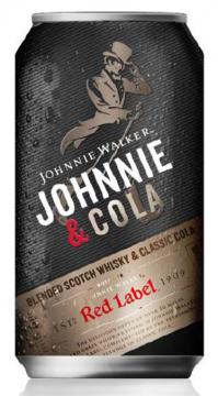 Johnnie Walker Whisky + Cola / Captain Morgan + Cola / Gordon's Gin Tonic / Bacardi Rum + Cola Dosen bei [Thomas Philipps] ab 27.05.