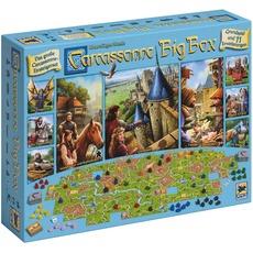 [Alternate] Carcassonne Big Box 2017 für 43,50€