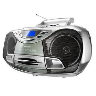 Karcher RR 510 Radiorecorder (Radio/Kassette/CD/MP3) @redcoon.de