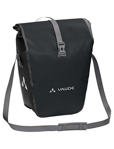 Vaude Aqua Back Single Hinterradtasche in schwarz