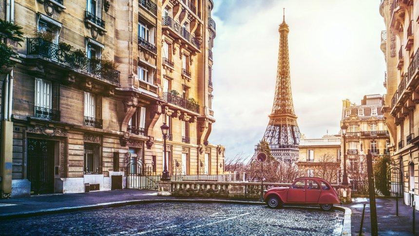 Stadt der Liebe: Hin- und Rückflug von Wien nach Paris (Beauvais) für 27€ (Juni)