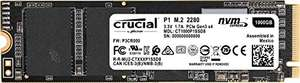 [Amazon] Crucial P1 CT1000P1SSD8 1TB Internes SSD (3D NAND, NVMe, PCIe, M.2)