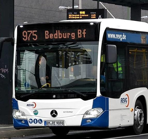 [Rhein-Erft-Kreis] Busse im REVG-Gebiet kostenlos nutzen (6. + 7. Juli)